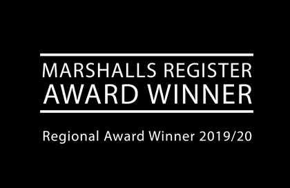 Marshalls Award Winner